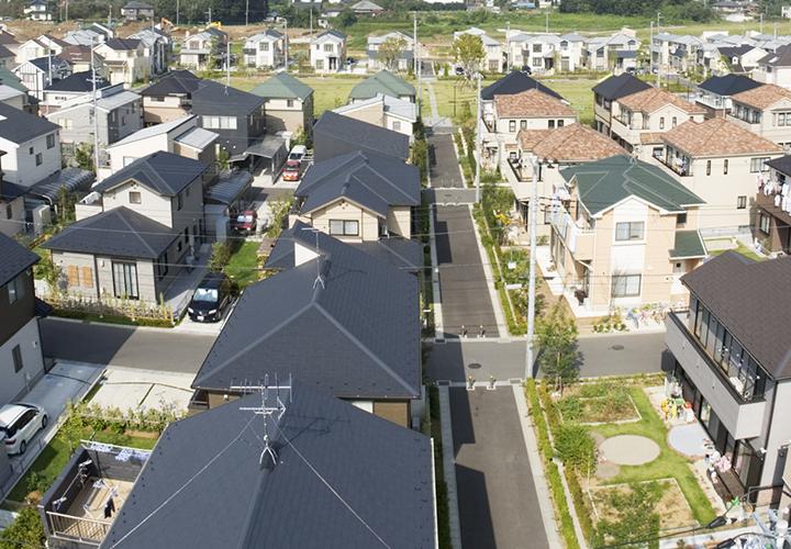 新生屋根用シリコン屋根塗装