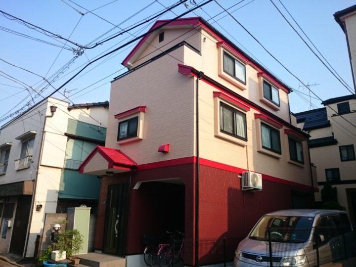 名古屋市天白区 S様邸 外壁塗装、屋根塗装