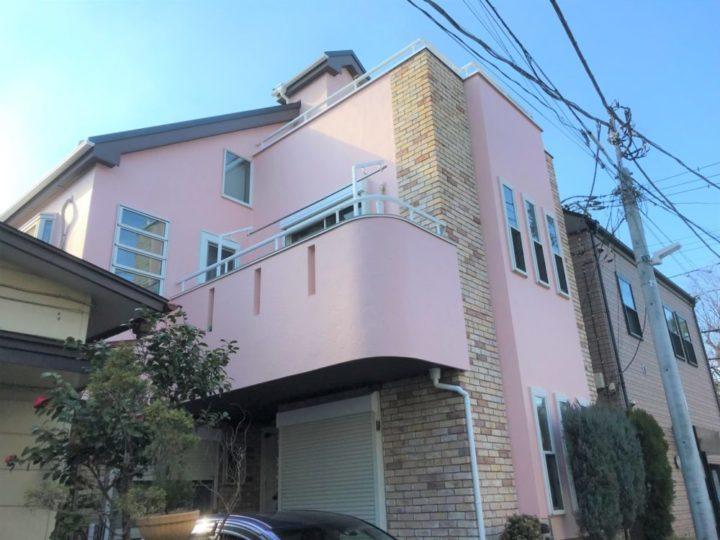 名古屋市南区 A様邸 外壁塗装、屋根塗装