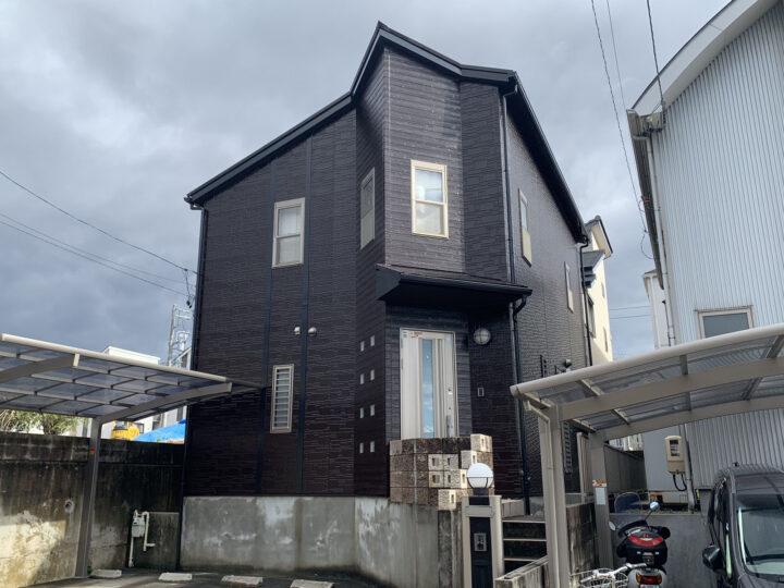 【名古屋市緑区】外壁塗装 H様邸 【名古屋市緑区 外壁塗装・屋根塗装専門店 ハレペイント】