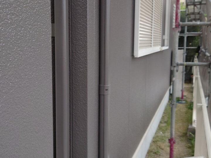 外壁塗装後写真